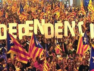 Sciopero e manifestazioni in tutta la Catalogna