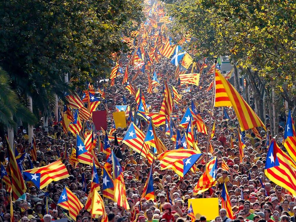 Referendum indipendenza Catalogna
