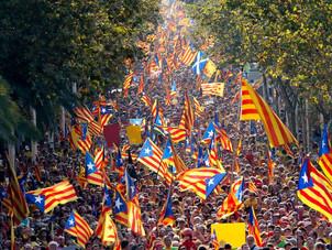 Il Referendum per l'indipendenza della Catalogna