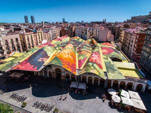 Il mercato di Santa Caterina nel Born