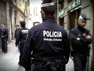 I dati sulla criminalità a Barcellona