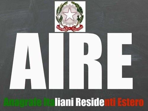 Iscriversi all'AIRE - Anagrafe italiani residenti all'estero