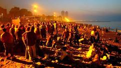 Multe e arresti per le feste illegali a Barcellona