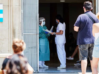 Situazione Covid-19 a Barcellona. Ripresa dei contagi preoccupante