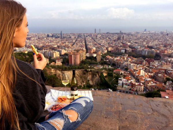 Migliore panorama di Barcellona - Panorama Barcelona