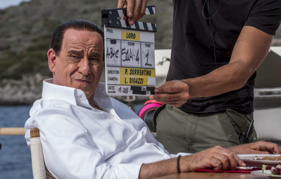 Toni Servillo es Silvio Berlusconi en la película del premio Oscar Paolo Sorrentino