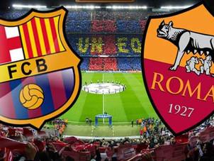 Biglietti per Barça-Roma di Champions League