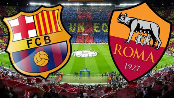 Biglietti per la partita Barça-Roma di Champions League