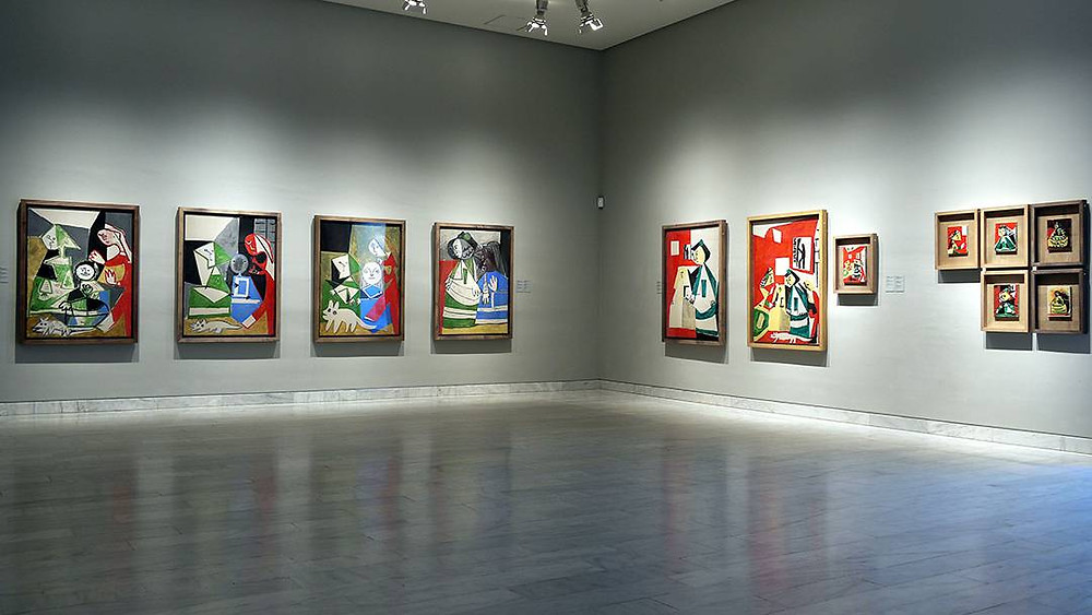 Museo Picasso Barcelona - Foto interno - IAB Italiani a Barcellona