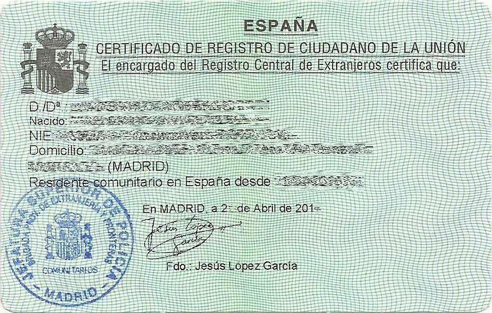 Come ottenere il NIE senza contratto di lavoro in Spagna - Italiani a Barcellona