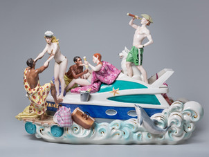 """""""Mare Mediterraneum"""": una mostra d'arte sulla crisi migratoria a Barcellona"""