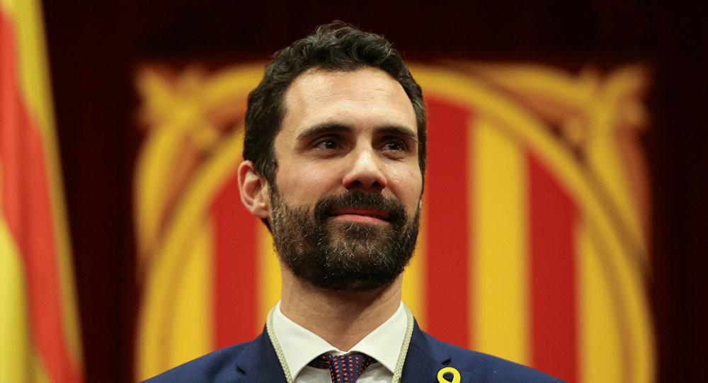 Roger Torrent nuovo presidente della Catalogna - Italiani a Barcellona