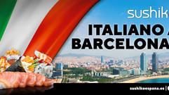 Sushiko: a Barcellona arriva finalmente il sushi made in... Italy