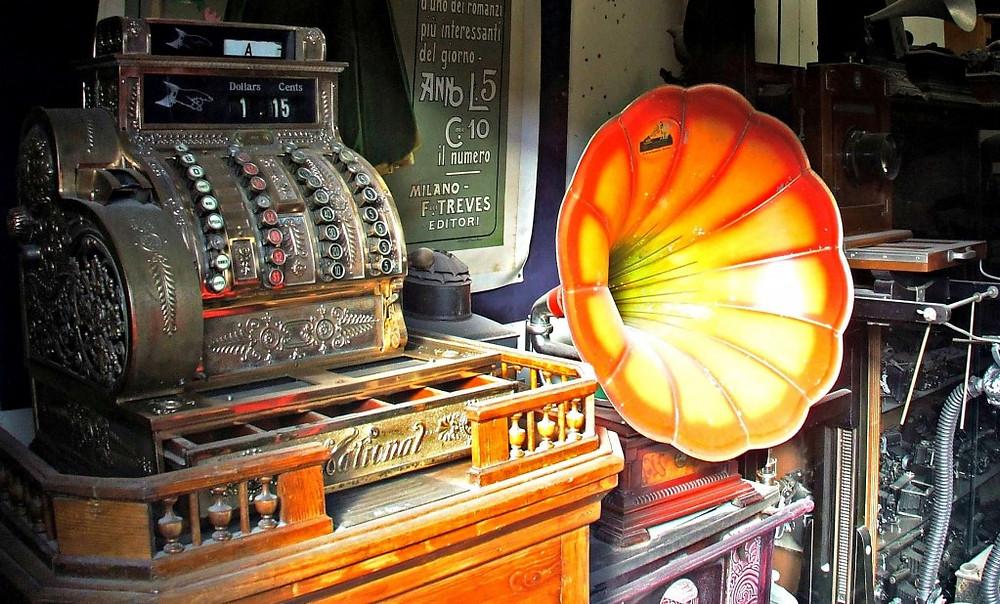 Mercatini vintage e antichità a Barcellona