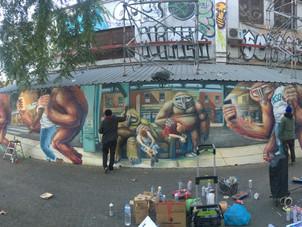 La Street Art salverà Barcellona