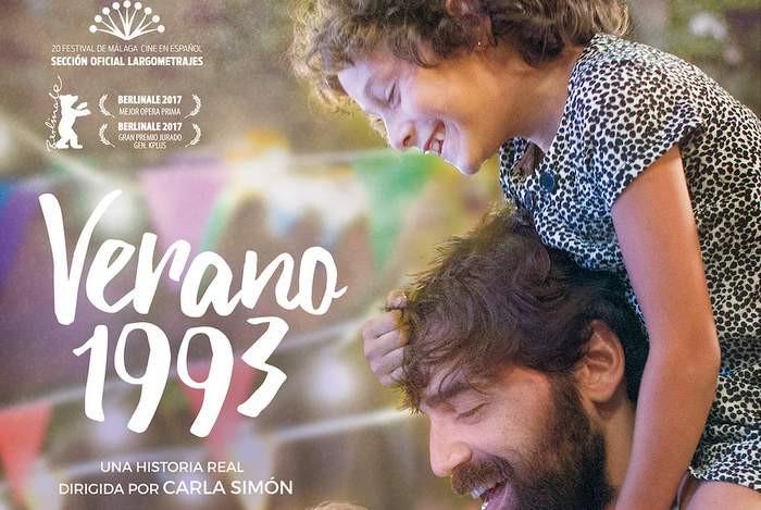 Verano 1993 - Summer 1993 candidato Spagna Oscar 2018