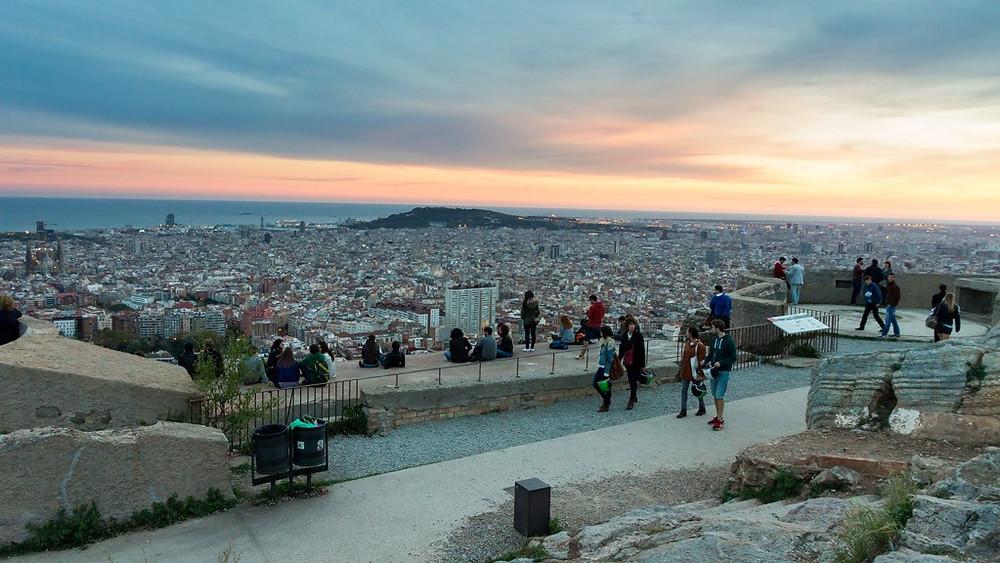 Bunkers del Carmel - Panorama mozzafiato Barcellona