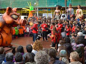 La Fiesta Mayor de Sant Antoni