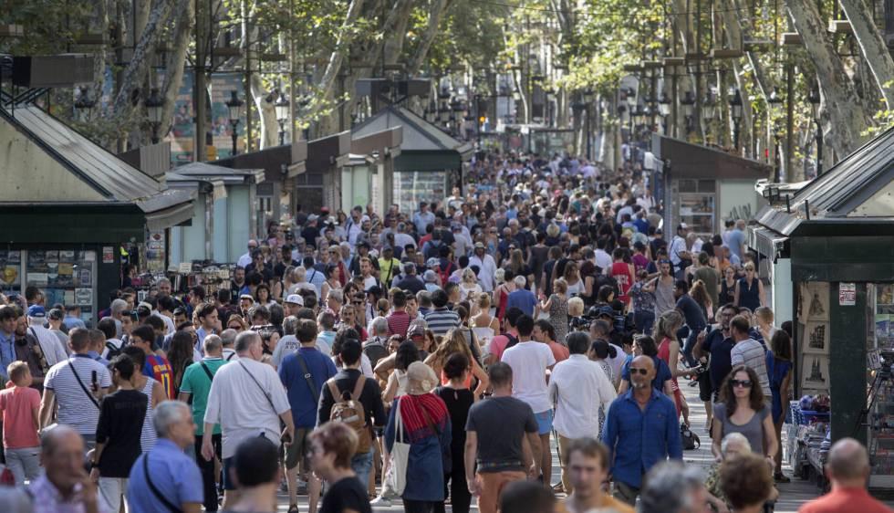Attentato terroristico Rambla Barcellona