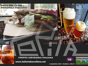 Domenica italiana al Pepita !!!