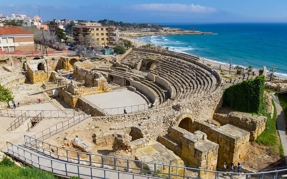 Anfiteatro romano a Tarragona - Weekend fuori Barcellona