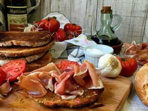 """La cucina catalana e il """"pan con tomate"""""""