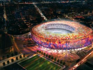 Ecco come sarà il nuovo Camp Nou