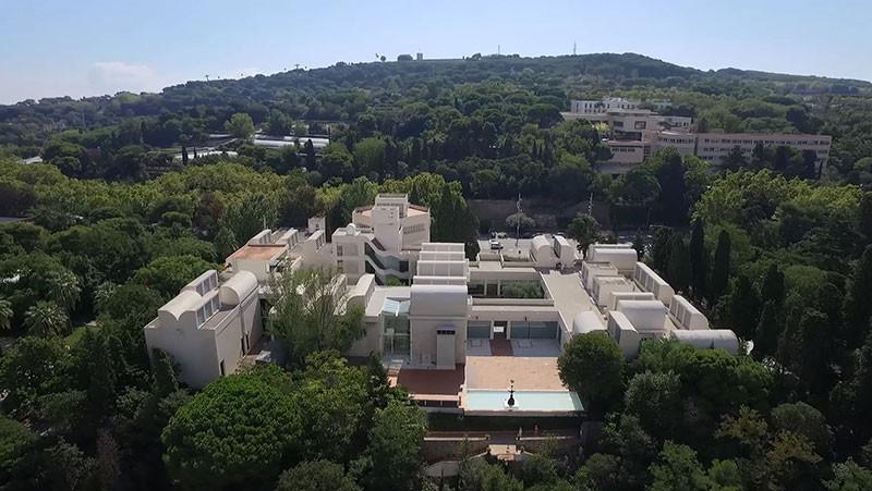 Fundaciò Joan Mirò Barcelona