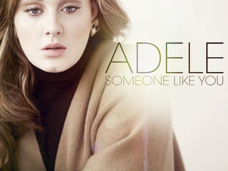 Adele - SOMEONE LIKE YOU vocabulary