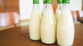 Tired of plastic? Call the milkman