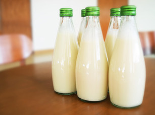PLANT-BASED MILKS: A recent interview with Weight Watchers
