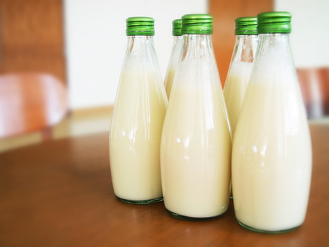 Too much milk at work?