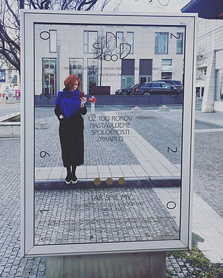 100 SND Zrkadlo