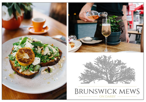 Brunswick Mew, luxury accommodation Newcastle, boutique accommodation Newcastle, B&B Newcastle