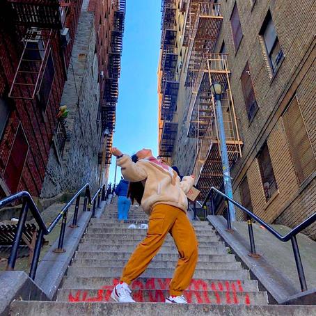 [여행지/뉴욕 Bronx/영화 촬영지] Joker Stairs
