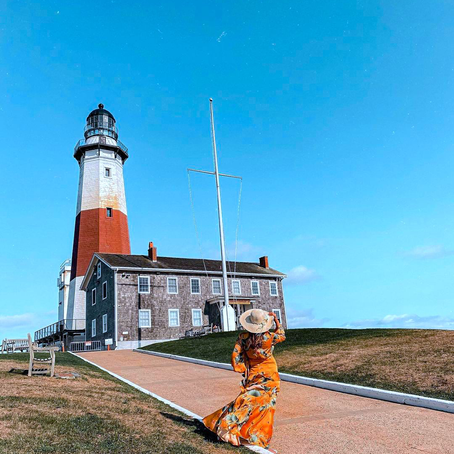 [여행지/뉴욕 Long Island/전망대] Montauk Lighthouse
