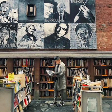 [여행지/매사추세츠 Boston/고서점] Brattle Book Shop