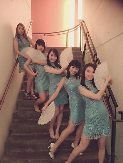 NYCgirlsDance Chinese
