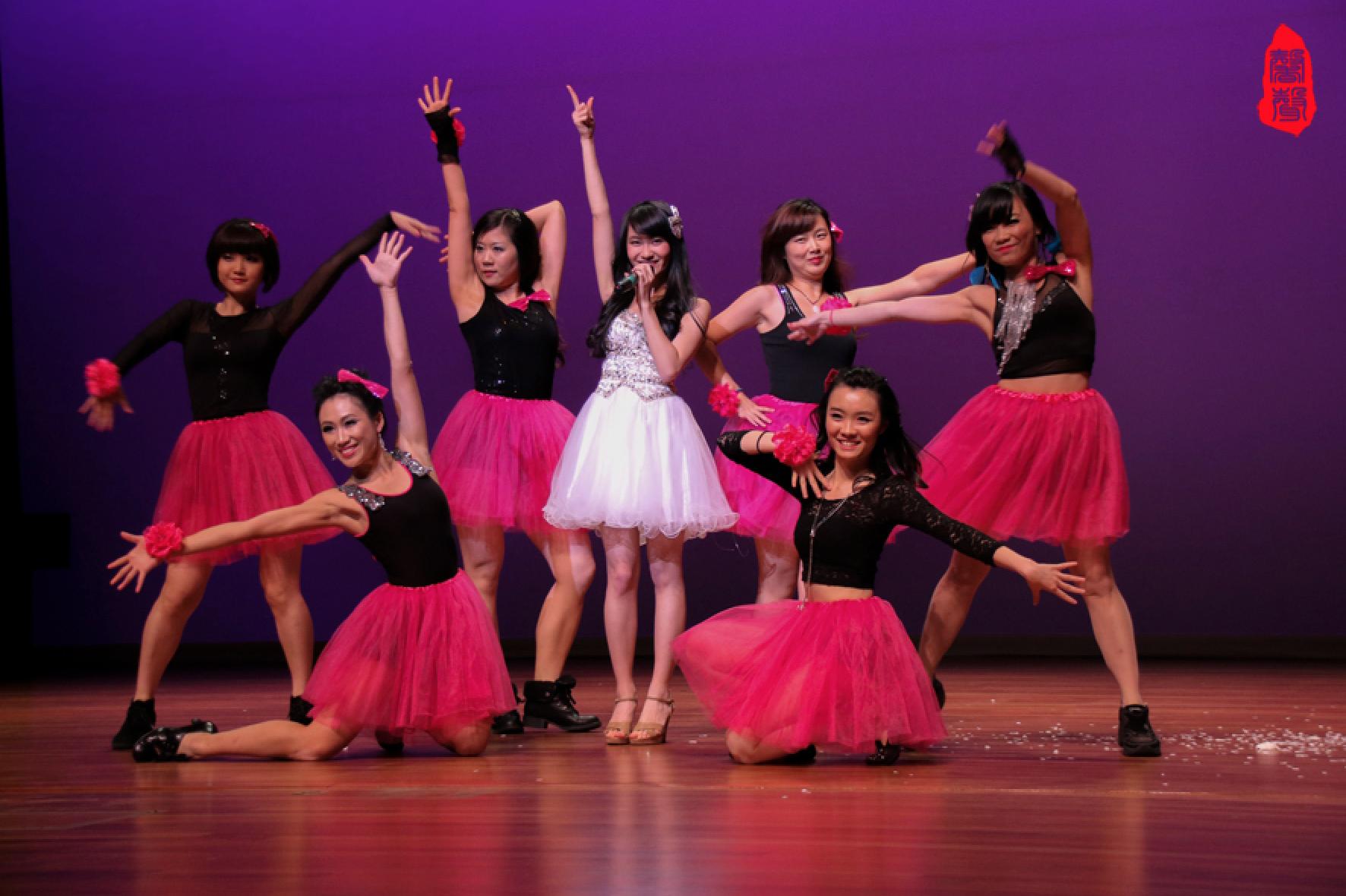 Broadway Jazz choreography