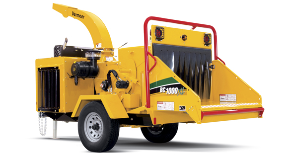 BC1000 Wood Chipper