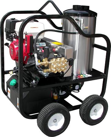 4200 PSI Hot Water Pressure Washer