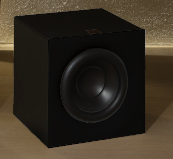 Magna Audio Speaker - Designed Subwoofer Bla
