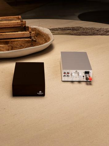 Magna Audio Speakers - MiniBlock Black a