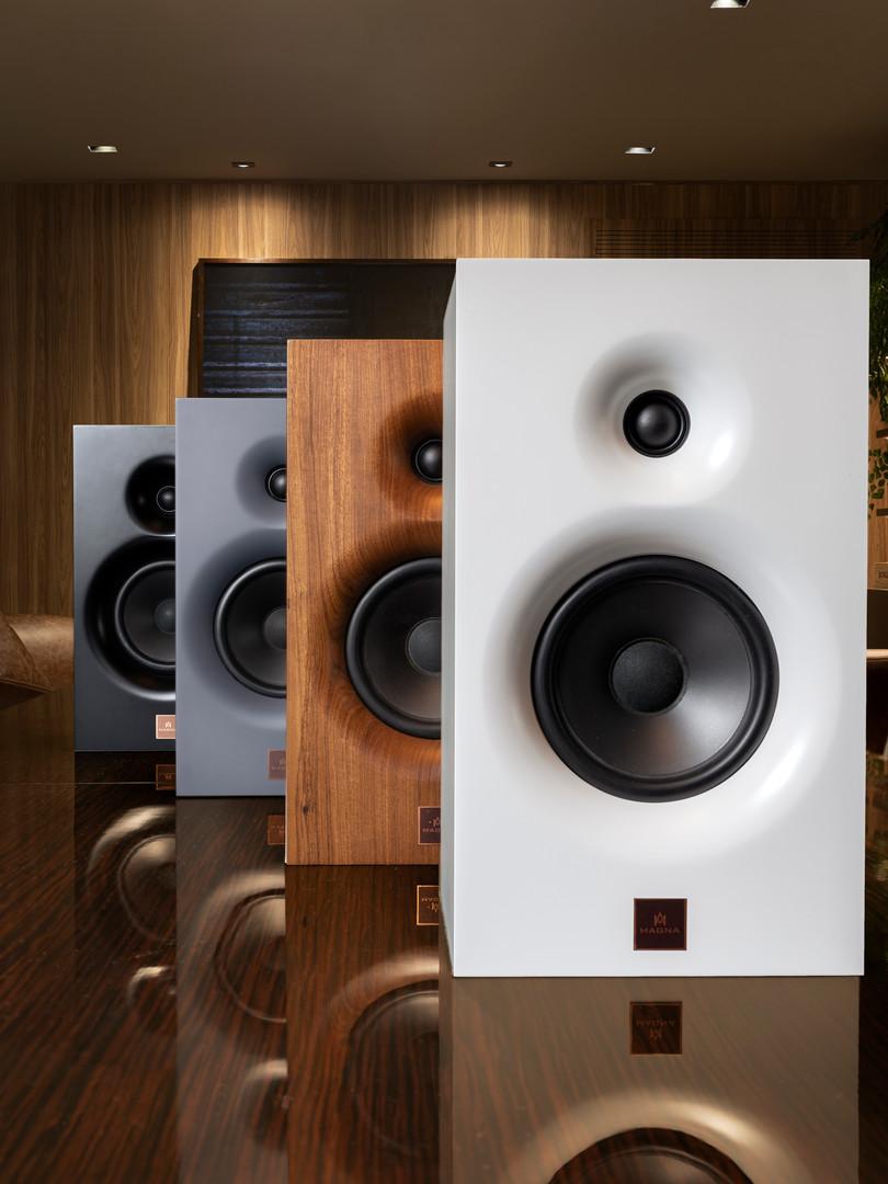 Magna Audio Speakers - Designed by Magna