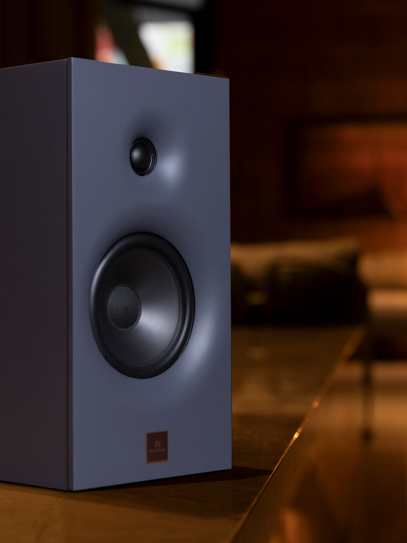 Magna Audio Speaker - Designed Bookshelf Especial