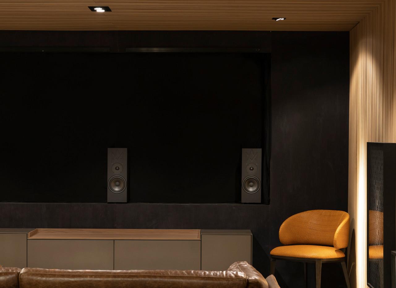 Cinematic Room