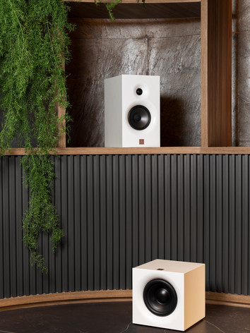 Magna Audio Speaker - Designed Bookshelf