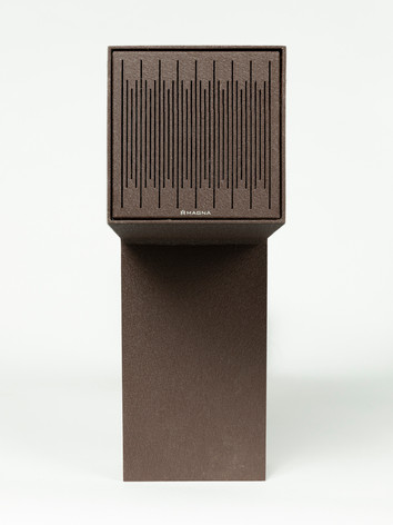 Magna Audio Speaker - Polly Spot Corten