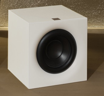 Magna Audio Speaker - Designed Subwoofer Branco