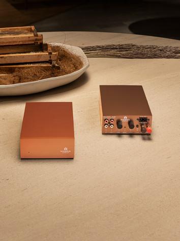 Magna Audio Speakers - MiniBlock Pink